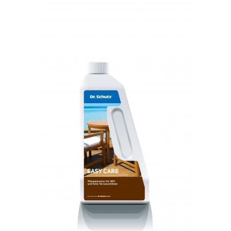 Easy care pour terrasse WPC bois clair